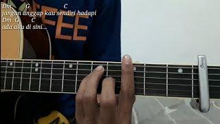 Ada Aku Disini Dhyo Haw Cover By Singgih Amasto Chord Kunci Gitar Mudah Pemula