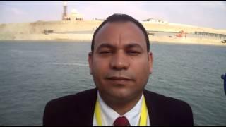 عبدالجواد أبو كب رئيس تحرير بوابة روزا اليوسف : الافتتاح لقناة السويس أروع من أفتتاح القناة الاولى