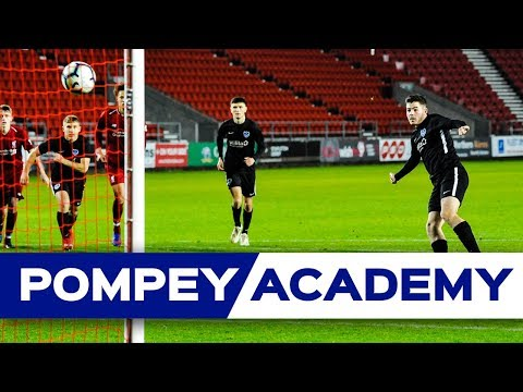 Academy Highlights: Liverpool 3-2 Pompey