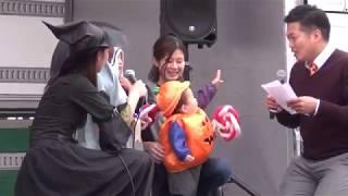 ハロウィン仮装コンテスト 堺町通り商店街画像