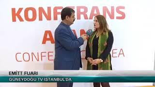 GÜNEYDOĞU TV EMİTT FUARINDA