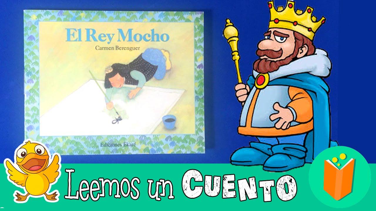 El REY mocho * CUENTOS infantiles en español - YouTube