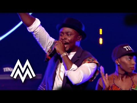 Fuse ODG | 'Dangerous Love' live at MOBO Awards | 2015 | MOBO