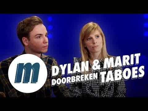 PSYCHISCHE TABOES DOORBREKEN MET DYLAN HAEGENS & MARIT BRUGMAN | REPORT