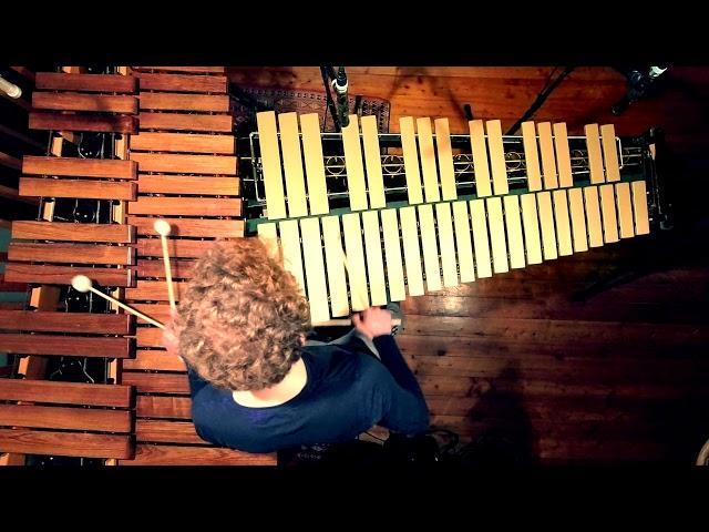 Leonhard Waltersdorfer || D ' N ' A || vibraphone & marimba for 1 player