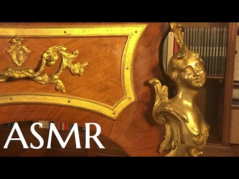 Antique Furniture Sleep Story - History of Furniture, Styles, Show and Tell (ASMR)