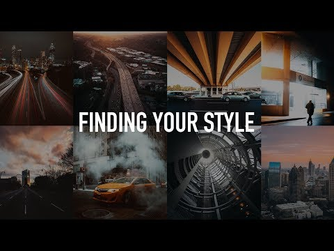 how i found my photo editing style