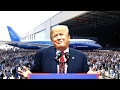 LIVE STREAM: President Donald Trump Speech on Boeing 787 Dreamliner Aircraft Unveiling 2/17/17