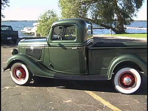1935 Ford Pickup Youtube