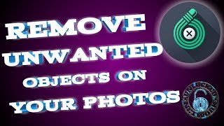 REMOVE UNWANTED OBJECTS ON YOU PHOTO USING - TOUCH RETOUCH