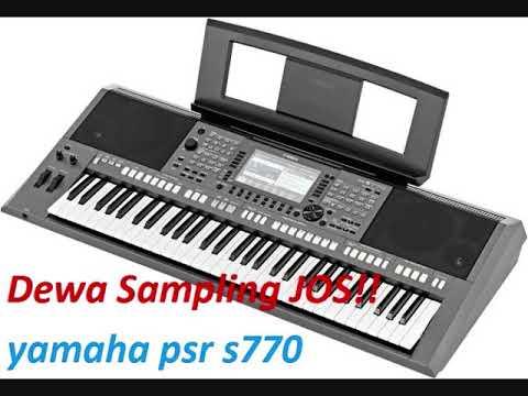KONCO MESRA PSR S770 SAMPLING