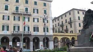 Exploring the City of Savona, Italy