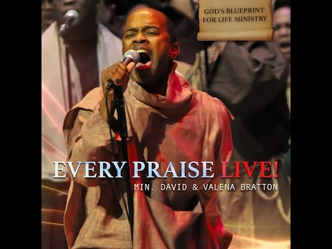 """""""EVERY PRAISE LIVE!"""" INTERVIEW WITH DAVID BRATTON"""