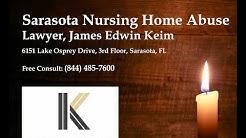 Sarasota Nursing Home Neglect and Abuse Lawyer James Keim