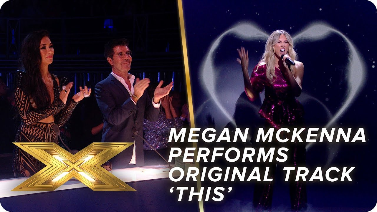Megan McKenna performs original track 'This' as song of the series! | Final | X Factor: Celebrity