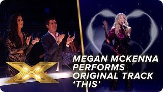 Megan McKenna performs original track 'This' as song of the series! | Final | X Factor: Celebrity Video