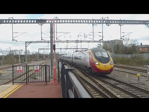 Rugby Railway Station (28/3/2016)