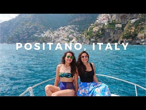 Italy Trip with My Sister! // Positano, Italy