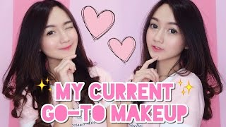 "Video My Current ""Go-To"" Makeup Look [BAHASA] download MP3, 3GP, MP4, WEBM, AVI, FLV Desember 2017"