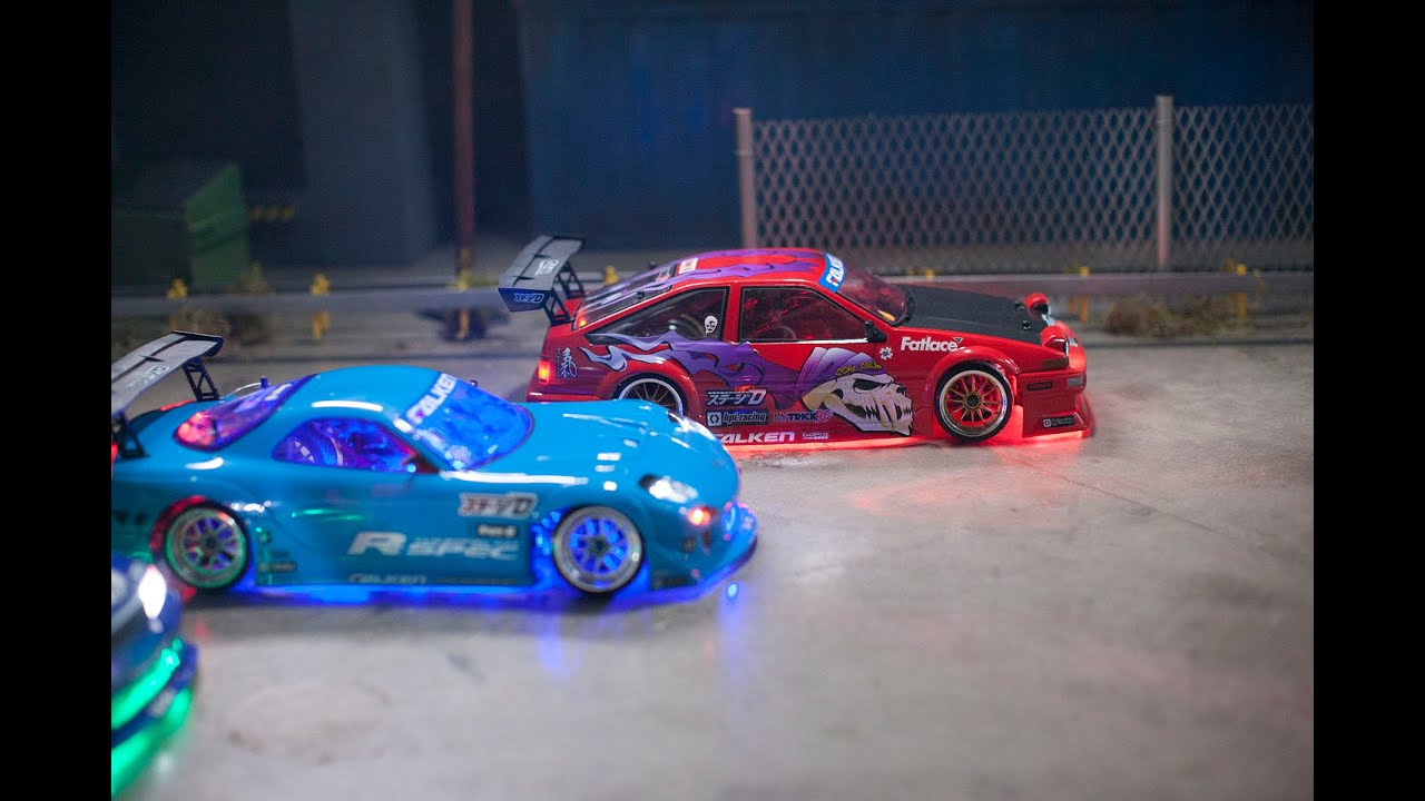 These Smokin Rc Cars Drift Like The Real Thing