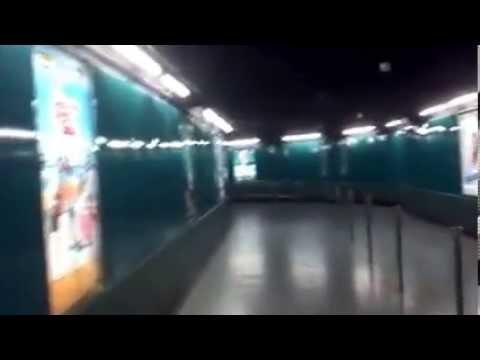 鰂魚涌站轉乘實況 Changing Trains at Quarry Bay (Part 1)