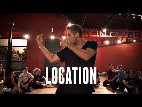 Khalid - Location - Choreography by Jake...