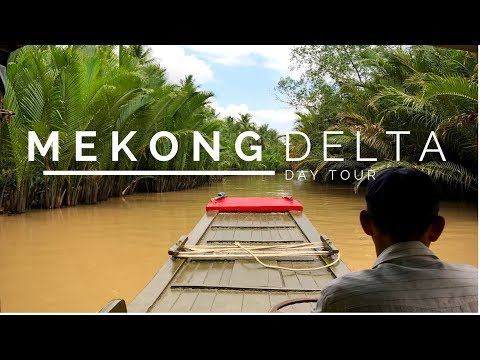 Mekong Delta Tour - Travel Vlog