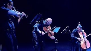 Ondanueve String Quartet - Live