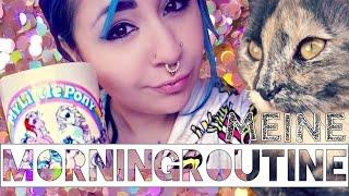 MORGENROUTINE Arbeitstag | Verena Schizophrenia ♥