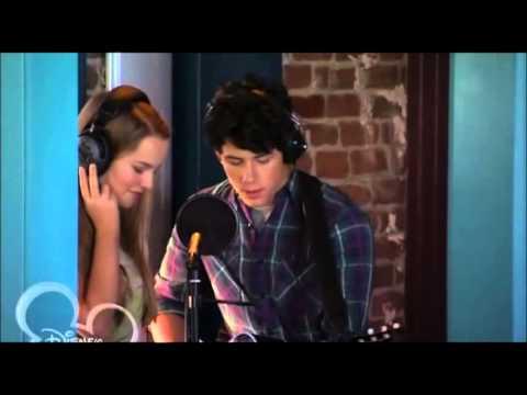 JONAS - Nick Jonas & Bridgit Mendler - Give Love A Try