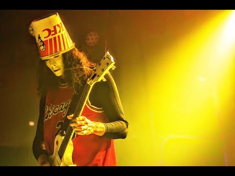 Buckethead-Soothsayer (4K Video Front Row) Lincoln Theater May 8 2018