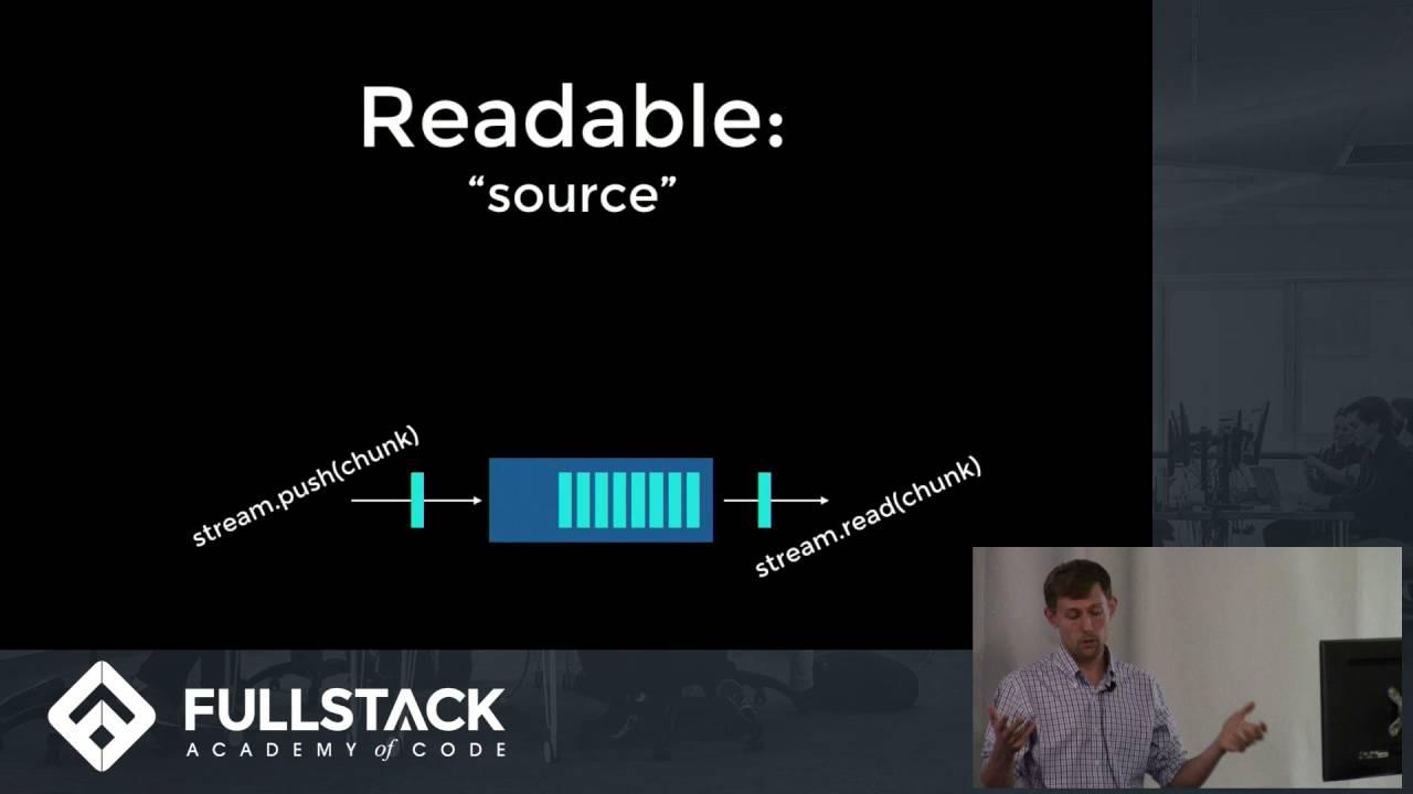 Node js Streams Tutorial - The Advantages of Streams in Node js
