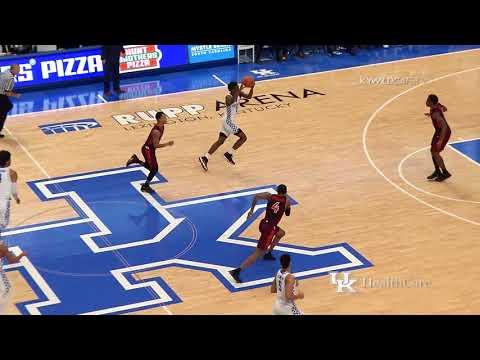 MBB: Kentucky 93, Virginia Tech 86