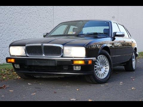 1994 Jaguar XJ6 Sovereign