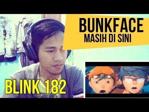 BUNKFACE - MASIH DI SINI (OST BOBOIBOY THE MOVIE)    MV REACTION #65