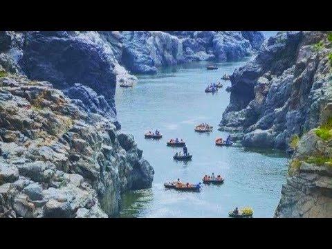 Hogenakkal falls road trip from Bangalore
