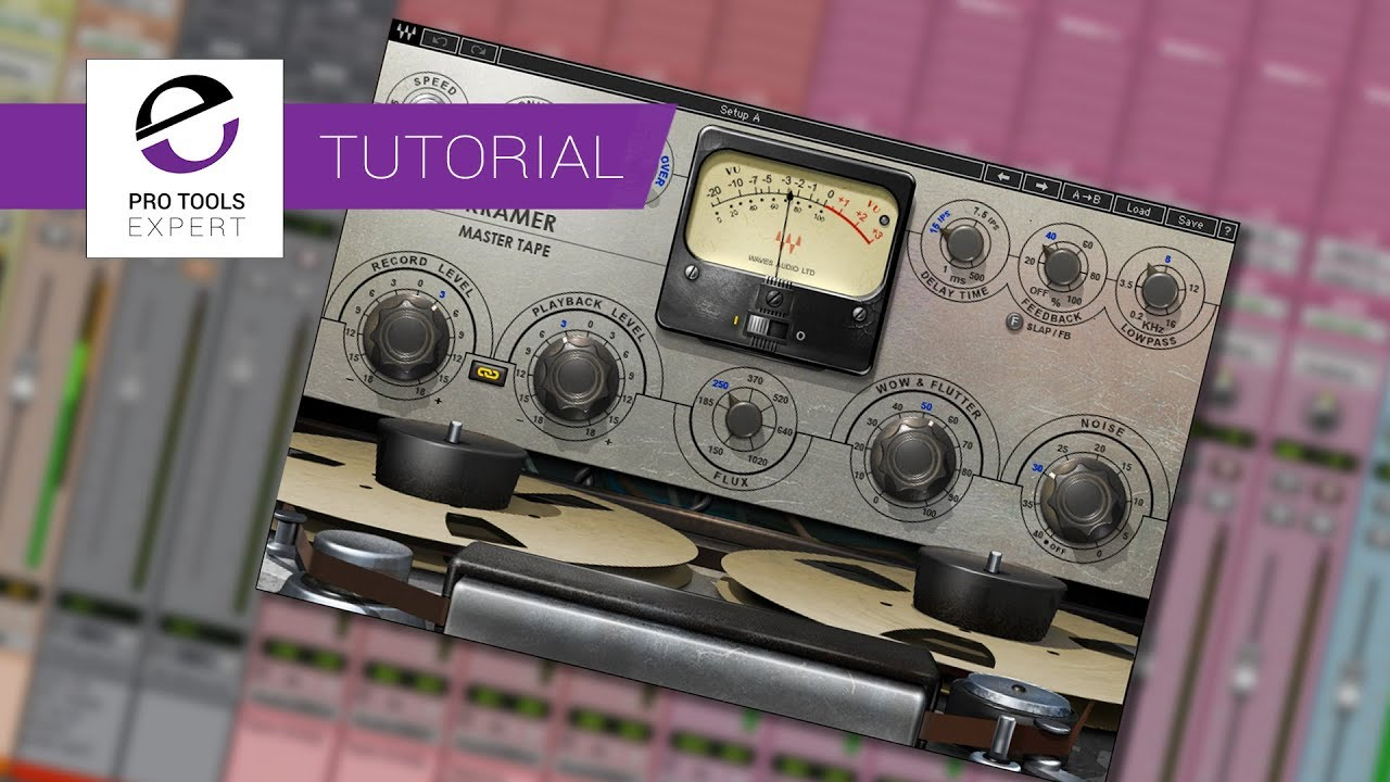 Our Top Pick Of The Top Analog Tape Emulation Plug-ins You Can Use