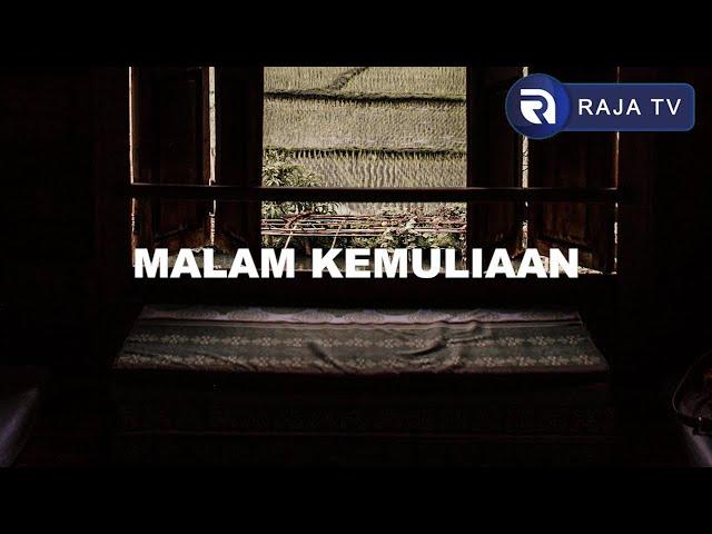 Musikalisasi Puisi - Malam Kemuliaan [Gomuslim Official] oleh Ahmad Nur Basrie
