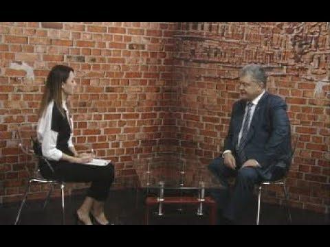 ТРК ВіККА: Відкритий діалог. Петро Порошенко