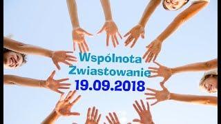 Spotkanie modlitewne wspólnoty Zwiastowanie - 19.09.2018 - Na żywo