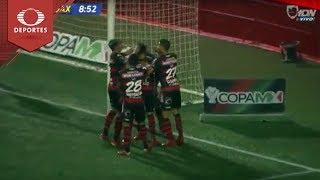 Gol de Luis Chávez | Tijuana 1 - 0 Alebrijes  | Copa MX - Octavos - Cl 19 | Televisa Deportes