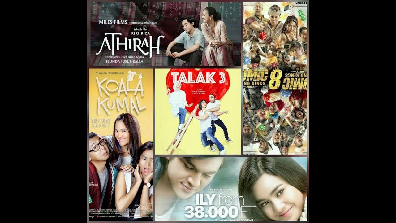 5 Daftar Film Roman Komedi Indonesia 2016 Part 2 D Movie Lovers Youtube