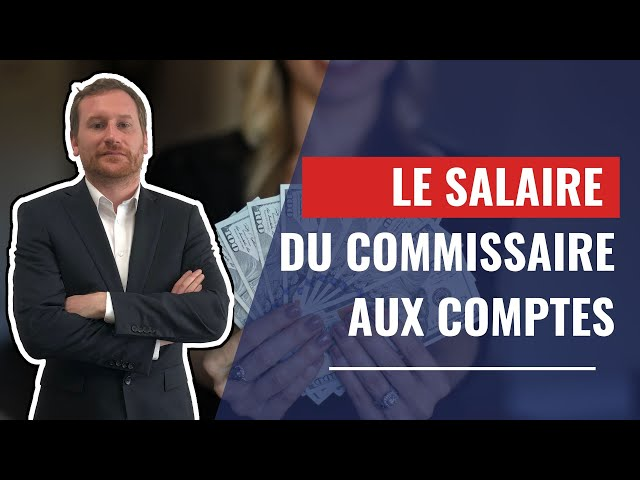 [LE SALAIRE DU COMMISSAIRE AUX COMPTES] - Expert-Comptable - Cabinet FICO - Grégory PROUVOST