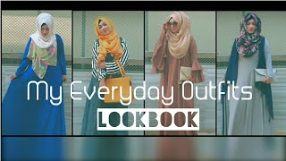 Everyday Outfits Lookbook          Pari ZaaD