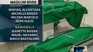 Saksi: 4 na estudyante ng Bulacan State University, nalunod sa ilog sa San Miguel; 3 nawawala