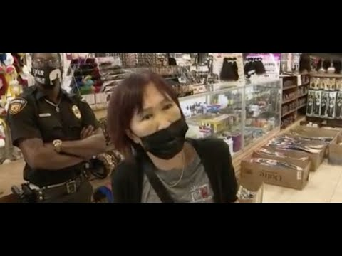 Beauty supply store owner speaks out after being attacked