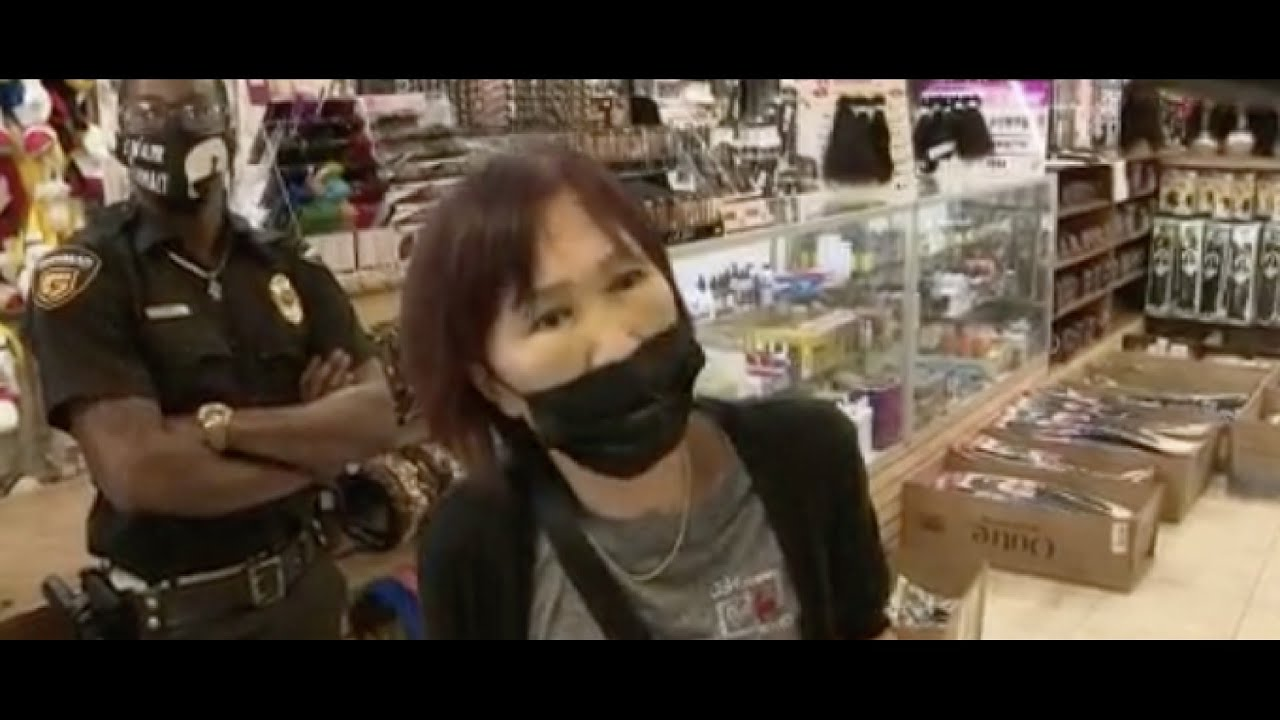 Beauty supply store owner speaks out after being attacked - YouTube