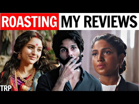 Roasting My Reviews Of Bollywood Movies/Shows | Where Did I Go Wrong?