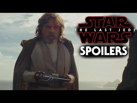 Star Wars The Last Jedi Spoilers - Luke's First Scene Explained By Rian Johnson