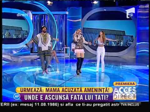 "Corina feat. Mira si Skizzo Skillz - ""Fete din Balcani"""